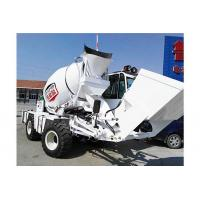 Buy cheap JBC2.6 Auto Charging Concrete Mixer Truck from wholesalers
