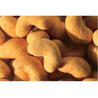 Quality Shrimp Coated Cashew Nut Snacks , Low Calorie Barbecue Cashew Nuts No Food Color for sale