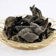 Quality Dried Black fungus (black-wood-ear-mushroom) 1kg. bag for sale