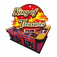Quality Jackpot Fish Igs King Of Treasures Slot Game Table Arcade Game Gambling Machines For Sale for sale