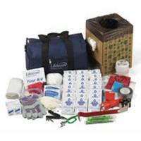 Quality 10-PERSON Office Evacuation & Shelter-In-Place Emergency Kit - 10100 for sale