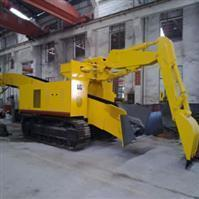 Quality loading machine for medium-profile roadways for sale