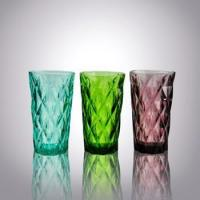 Buy cheap Sea Green|smoke Grey Highball Glasses|coloured Glass Tumblers Suppliers from wholesalers