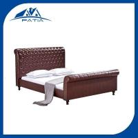Quality Modern Leather King and Queen Beds for sale