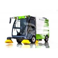 S22 Electric Road Sweeper With Rear Tipper