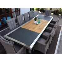 Quality furniture Granite top dining table for sale
