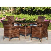 Rattan-Dining table and chair 09