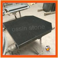 Shaped Hearth for Stone Fireplaces