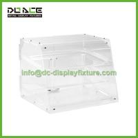 Quality Shopfitting Systems Acrylic Bakery Counter Display AD-02 for sale