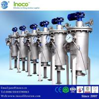 Stainless Steel 30 Micron 200 Micron Water Filter Housing