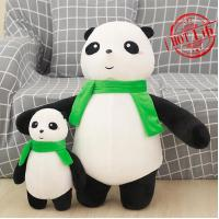 China Bear Plush toy panda doll pillow Korea gift DS-PD0 DS-PD008 on sale