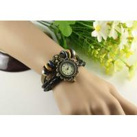 China Leather cord watches on sale