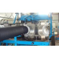 Buy cheap Plastic Pipe Machine HDPE/PP Double Wall Corrugated Pipe Production Line from wholesalers