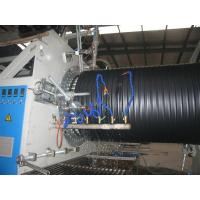 Buy cheap Plastic Pipe Machine HDPE Winding Pipe Production Line from wholesalers