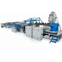 Buy cheap Plastic Board/Sheet Machine PVC transparent sheet Production Line from wholesalers