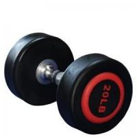 Quality China PU Fitness Weights 10lb Dumbbell Used Dumbbells for Sale Supplier for sale