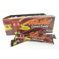 Quality HALAL Gummy Chewy Milk Candy / Parago Deep Chocolate Candy Bars for sale