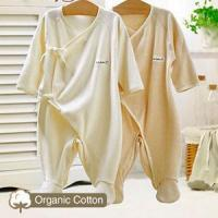China One Piece Organic Cotton Baby Romper with Foot 2014 Hot Selling on sale