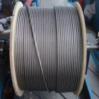China Stainless Steel Wire Rope Sling Stainless Steel Wire Rope on sale