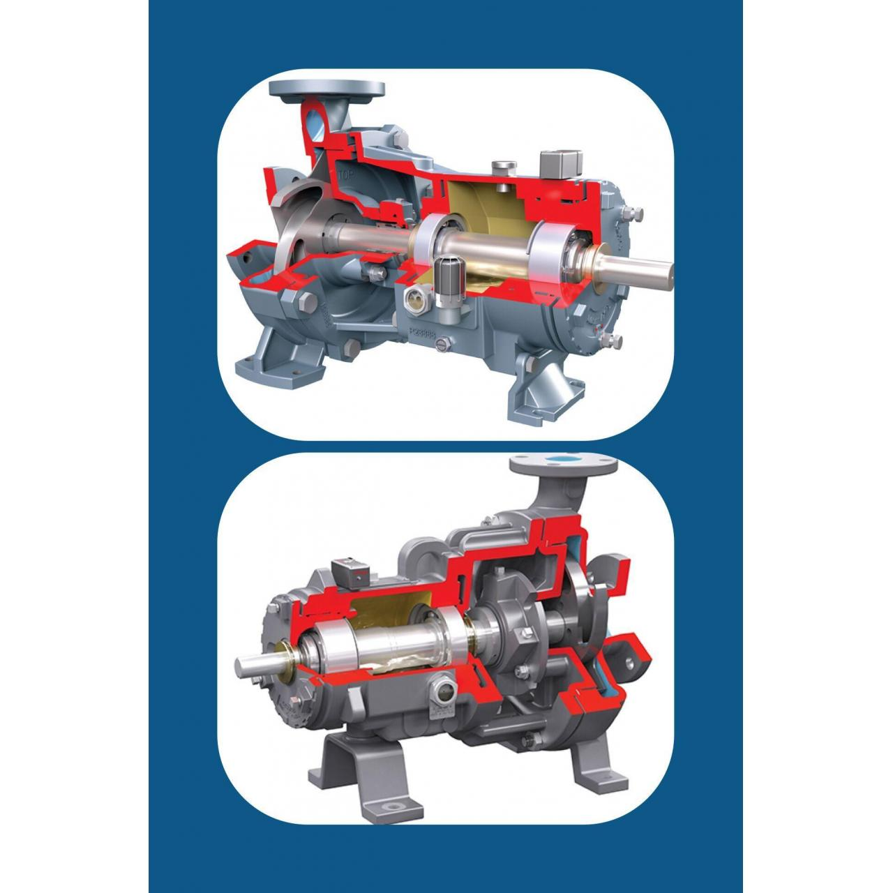Quality ISO chemical process pump for sale