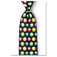 Buy cheap Apparel Dentist Color Test Black Necktie from wholesalers
