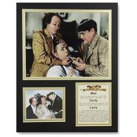 Buy cheap Dental Artwork The Three Stooges - Curly as Patient Moe as Dentist Framed Color Photo (11