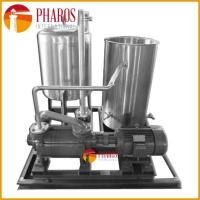 2S-3A VACUUM SYSTEM FOR MIXER