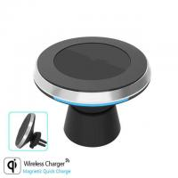 Buy cheap 2018 New Products Fast Qi Wireless Charger With Car Phone Holder from wholesalers