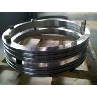 Buy cheap Forging ring forged steel pipe flanges for Batu Gajah from wholesalers