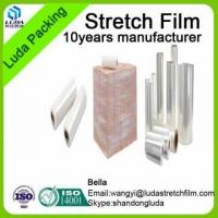 China Plastic Blowing Machines produced pvc stretch film on sale