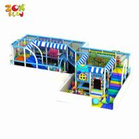 Quality Indoor Playground Marine Theme Residential Indoor Playground Equipment for sale