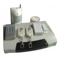 Buy cheap Burglar Alarm Products GSM Home Alarm System from wholesalers