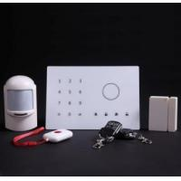 Buy Burglar Alarm Products LY-GSM800 Touch Keypad GSM Alarm System at wholesale prices