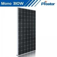 Prostar 310w mono solar panel 72cells for solar system and solar project