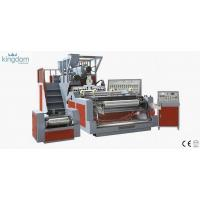 Quality Double Layers Stretch Film Making Machine for sale