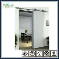 Factory price glass panels sliding door system