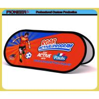 Quality pop up banner for sale