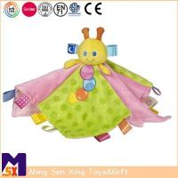 Quality Baby Comforter Baby Colorful Activity Blanket for sale