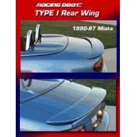 China Racing Beat Type I Mazda Miata Rear Wing - 1990-1997 on sale