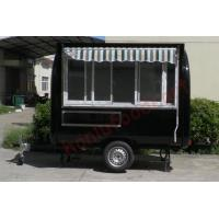 Quality 2017 hot new products fast food trailer mobile food vending van for sale for sale