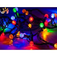 Quality Christmas Lights Rubber String Light for sale