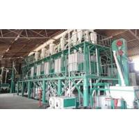 Quality 60 Ton Cheap Maize Milling Machine for sale