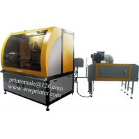 Quality CNC Glass Bottle Screen Printing Machine for sale