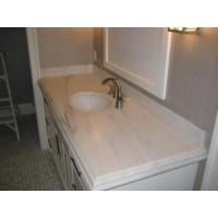 Quality Hospitality Carrara Marble Vanity Tops   Hotel Marble Vanity Tops China   Affordable Countertops for sale