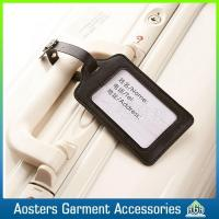 Quality Custom Wholesale Cheap Plastic Bulk Luggage Tags for sale