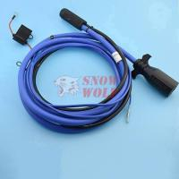 SW0047 Universal 7-way Trailer Cable with Fuse Holder