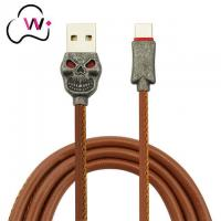 Wire Type-c leather Hallowmas series cable