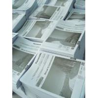 China Various Books/Brochure/Manual black and white manual printing on sale