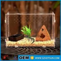 Buy cheap acrylic reptile display cases for lizards, scorpions and spiders from wholesalers