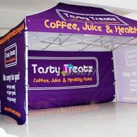 Outdoor Advertising Tent material